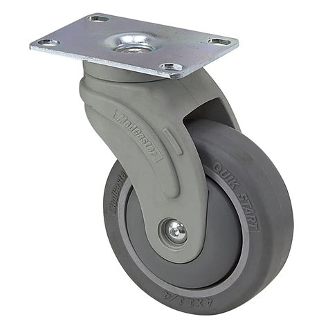 Roda 1 1 4 125 Casters Gepeng 1 Set 4 Pcs Promo T37 N0148 4 quot x 1 1 4 quot medcaster swivel plate caster ng04qdp125swtp01 plate casters casters wheels