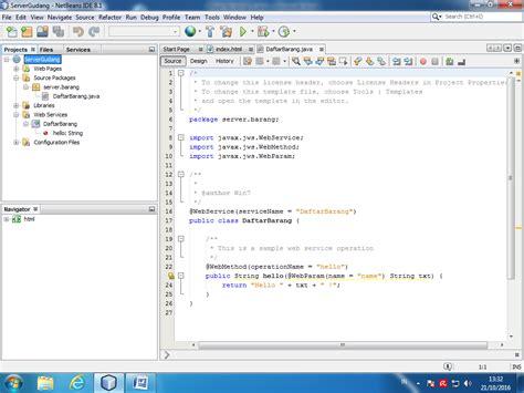 membuat nama web tutorial dan source code quot membuat delete dan update dengan