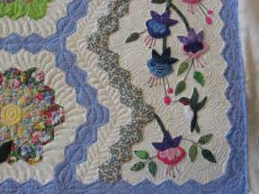 artistic quilting amazing applique quilt
