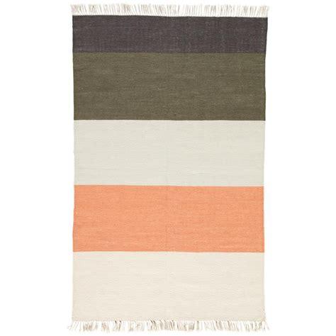 jaipur rugs sunset 8 ft x 10 ft stripe indoor