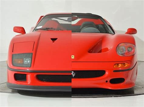 How Much Is A Ferrari F50 by Ferrari F40 Vs F50 Which One Will Cost You An Extra 1