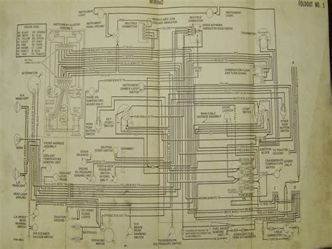 International Tractor Wiring Diagram Wiring Forums