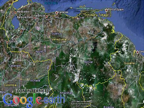 imagenes satelital de venezuela venezuela mapa de sat 233 lite