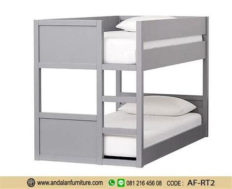 Tempat Tidur Minimalis Hpl ranjang tempat tidur anak tingkat minimalis oleh riski