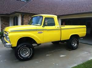 4x4 Truck Wheels For Sale Sell Used 1966 Ford F100 4x4 Four Wheele Drive 351