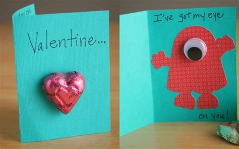 valentines card to make s day kid crafts that even grown ups will