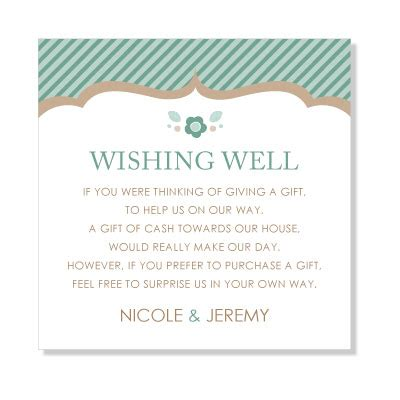 wording for bridal shower invitations wishing well wishing well wording search wedding ideas
