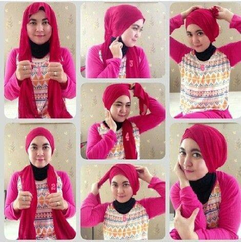youtube tutorial hijab angel lelga cara memakai hijab ala angel lelga model yang praktis