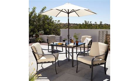 haversham 6 classic patio set home garden