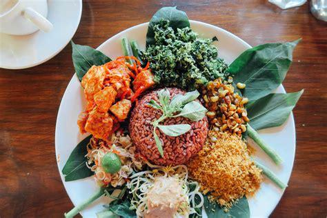 healthy restaurants  ubud bali