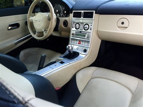 Chrysler Crossfire Interior by 2007 Chrysler Crossfire Pictures Cargurus
