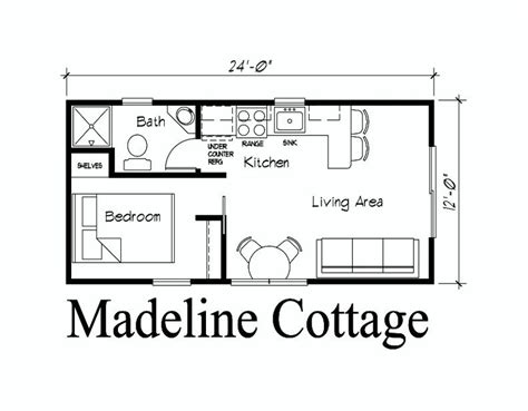 home design 6 x 20 12 x 24 cabin floor plans google search cabin coolness