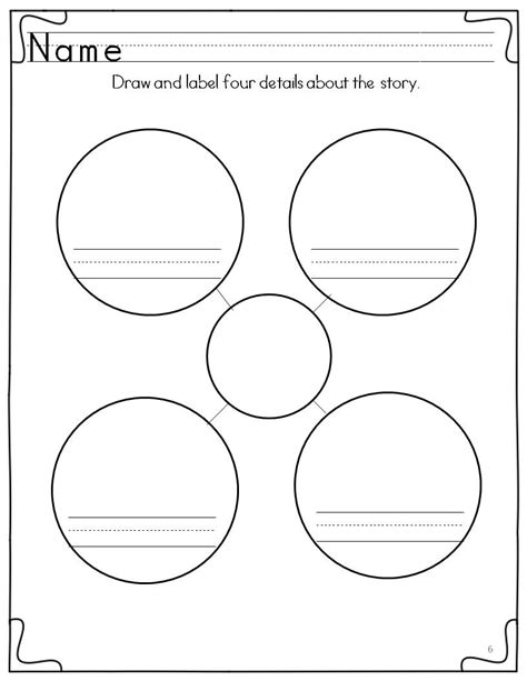 printable graphic organizers 7 best images of printable web graphic organizer writing
