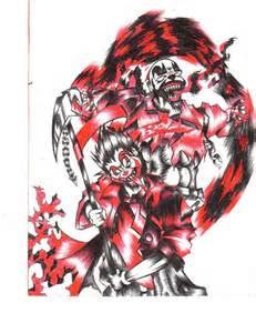 2 wicked clowns heh heh by deadlyclown icp fan on deviantart