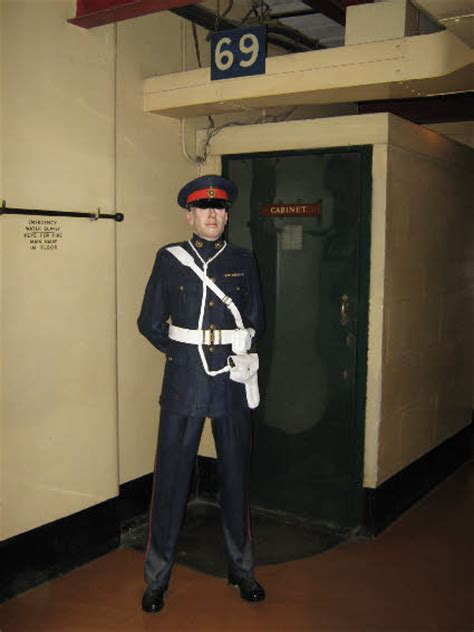 Winston Churchill Cabinet by Winston Churchill Cabinet War Rooms Centerfordemocracy Org