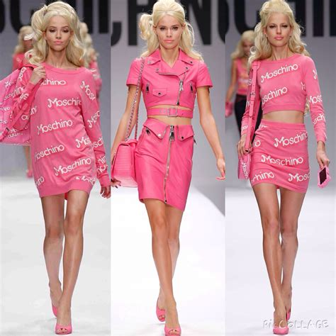 Is Fashionable by The Inspired Moschino 2015 Collection My