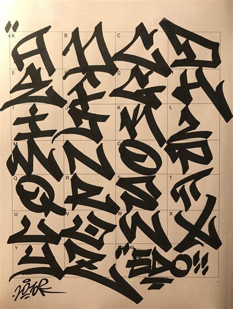 graffiti letters  graffiti artists share  styles