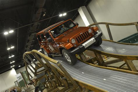 Jeep Vents Events Attractions Denver Auto Show