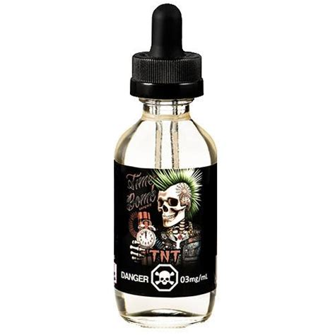 Kupan Premium E Liquid 60ml 3mg Enaaak tnt fruit flavored eliquid by time bomb vapors eliquid