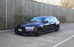 Audi Rs6 Custom Wagon Goals Audi Rs6 C7 Installed With Accuair And Custom