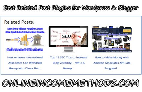 top 10 related posts plugins with thumbnails for wordpress
