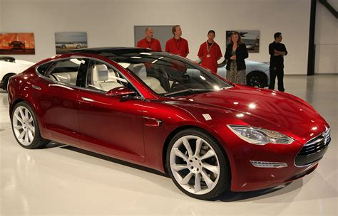 Electric Cars Tesla Price Tesla Reveals Price Of Model S In China