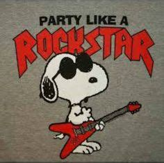 Gitar Rock You S 327 Snoopy snoopy on woodstock brown and snoopy and woodstock
