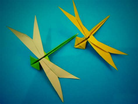 Origami Creatures - tutorial origami animals how to fold an easy origami