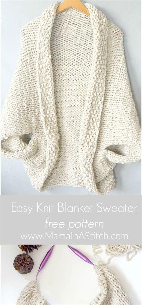 knit tutorial cocoon shrug knitting pattern free tutorial easy