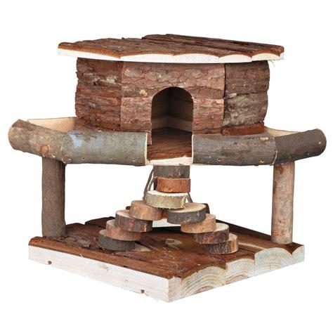 hamster haus hamsterhaus aus holz ida 61777 trixie g 252 nstig bestellen