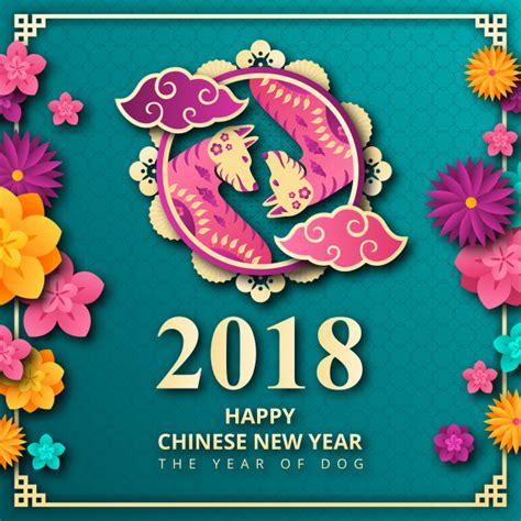 Greenpeace 2018 International New Years Cards Templates by Green New Year 2018 Year Of Paper Banner