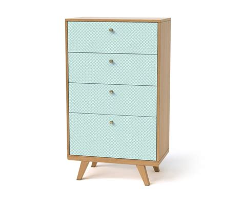 blue patterned chest of drawers new scandinavian style what is it like home interior