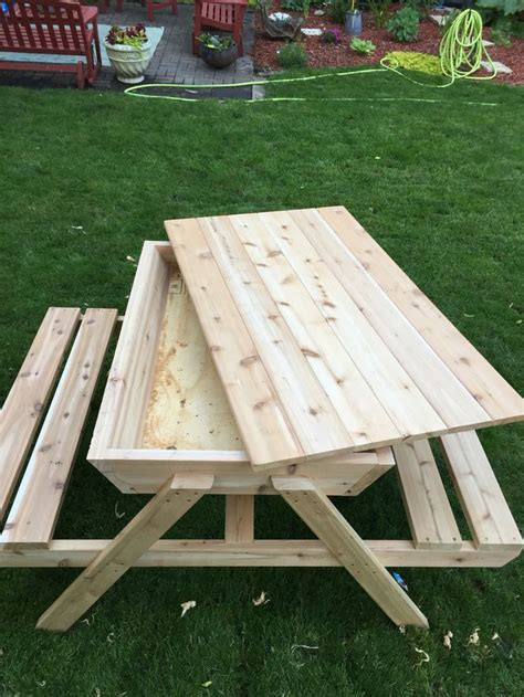Childrens Picnic Tables by 25 Best Ideas About Picnic Table Plans On