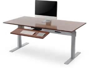adjustable height desk power adjustable desks nextdesk