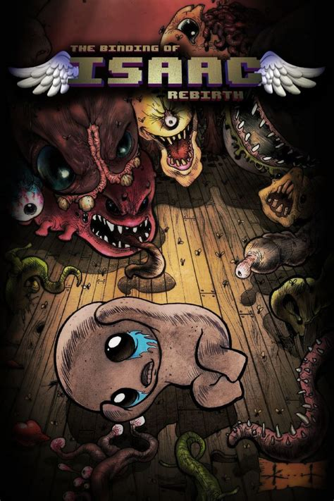 The Binding by The Binding Of Isaac Rebirth Details Launchbox