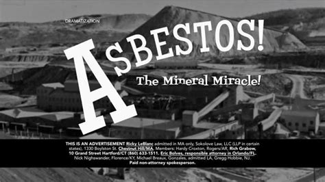Statute Of Limitations On Mesothelioma Claims 2 by Sokolove Tv Commercial Asbestos Cancer Ispot Tv