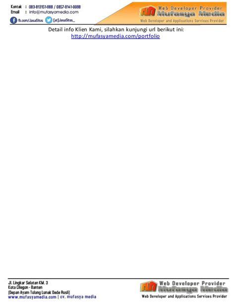 Jasa Pembuatan Website Aa Media Network jasa pembuatan website instansi pemerintah