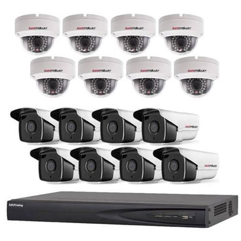 hd ip system safetrolley s series hd ip cctv system 16ch system