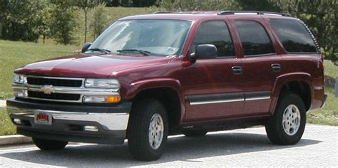 how does cars work 2000 chevrolet tahoe security system file chevy tahoe jpg wikimedia commons