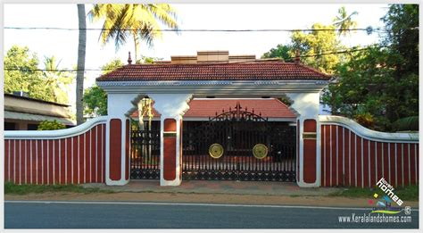 Inspirations: Impressive Modern Gate Home Design With