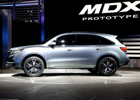 acura mdx 2020 2020 acura mdx redesign changes release date