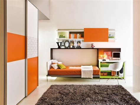 Murphy Bed Into Desk Transformable Space Saving Rooms