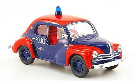 Renault 4CV police de monaco IXO diecast model car 1/43 Buy/Sell Diecast car on Alldiecast.us