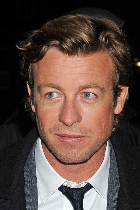Blond Hair Actor In The Mentalist | blond hair actor in the mentalist simon baker photos