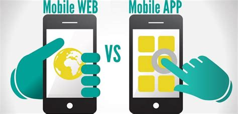 mobile web vs mobile app the war begins