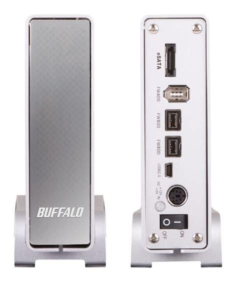buffalo drivestation combo 4 1 tb desktop drive hd hs1 0tq electronics