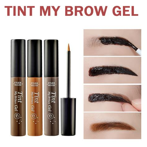 tattoo color enhancer lotion ᗖpeel off eyebrow enhancer tint tint gel tattoo makeup