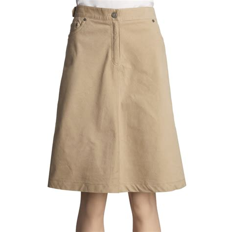 flat front skirt big