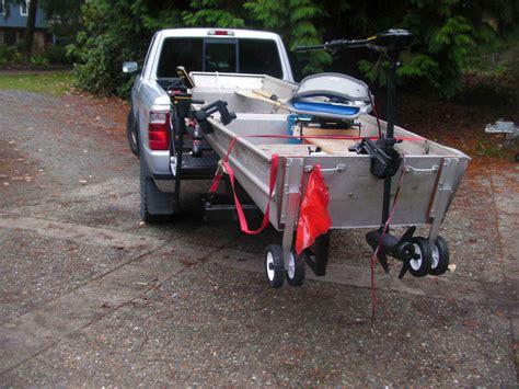 jon boat fish finder jon boat and more northwest fishing reports