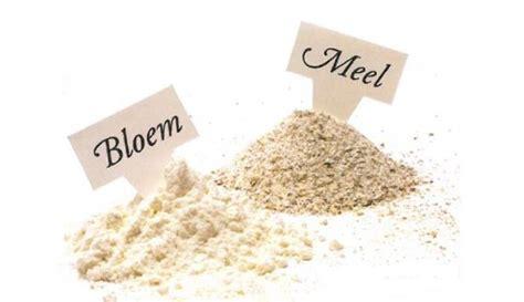 pannenkoeken meel of bloem is bloem hetzelfde als meel dag van de landbouw